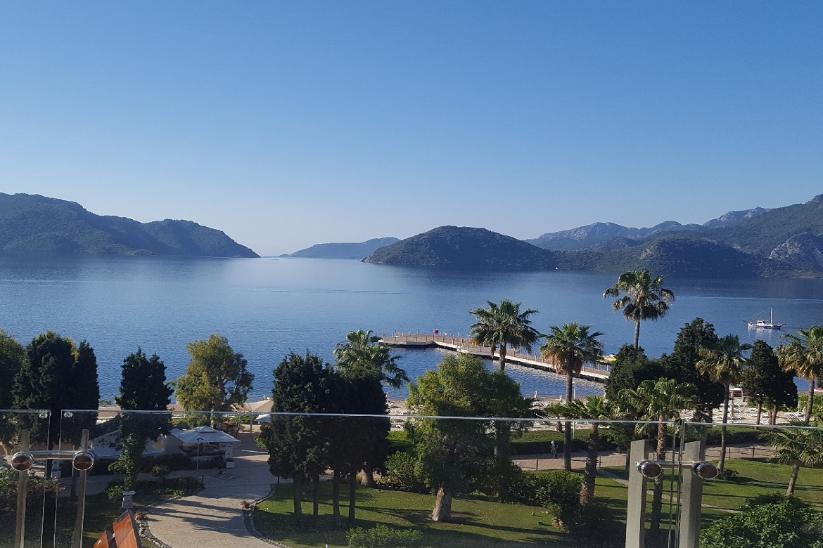 Marmaris and Icmeler Area